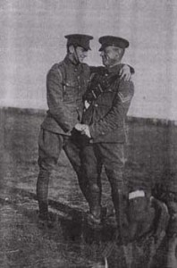 Two Hearts that Beat as One, Life in the British Armed Forces, East Kent Mounted Rifles, 1921