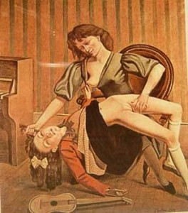 Balthus, The Guitar Lesson, 1934