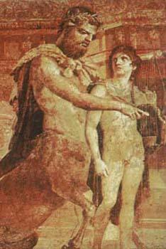 Chiron-Achilles-Herculaneum