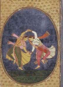 India , 18th C, Kathak Dance